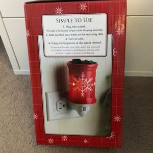 NWOT/Candle Warmers Etc. Warmer gift set.